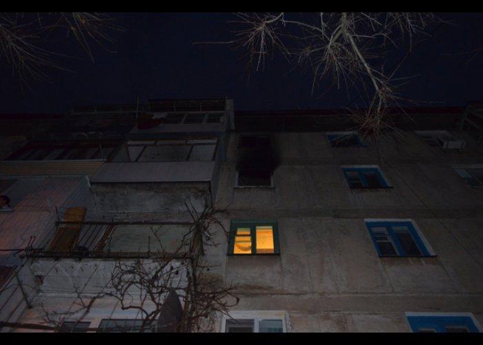 Пьяный мужчина спалил квартиру в Севастополе
