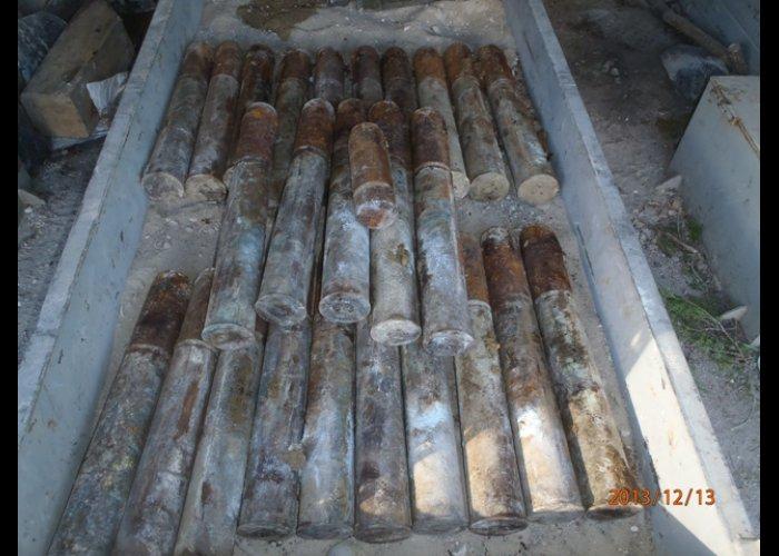На кладбище в Севастополе нашли боеприпасы времен войны