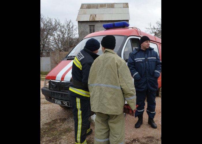 На мысе Фиолент в Севастополе обвалился грунт