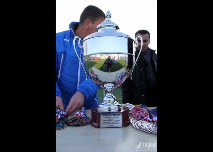 Турнир памяти Заяева выиграли севастопольцы