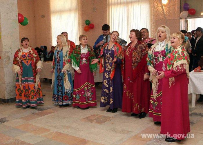 Пайщики агрофирмы «Крым» устроили праздник по случаю окончания судебных разбирательств
