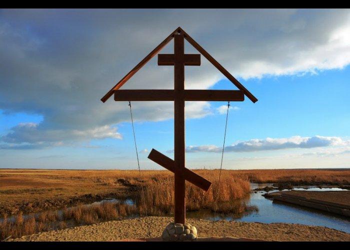 В Нижнегорском районе на Крещение откроют купель
