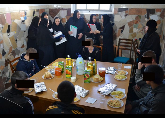 СИЗО Симферополя посетили монахини