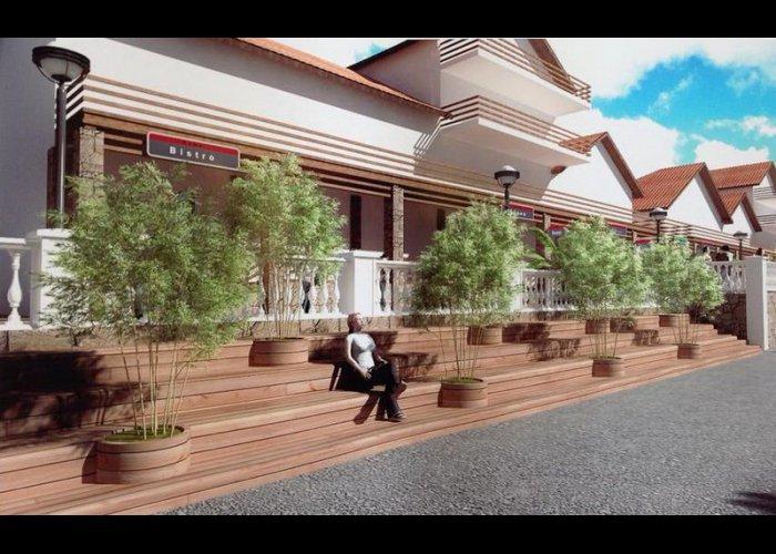 Для набережной Коктебеля разработали архитектурную концепцию