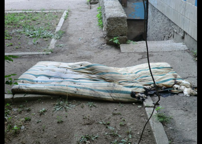 Во избежание пожаров в Севастополе проверяют подвалы и чердаки