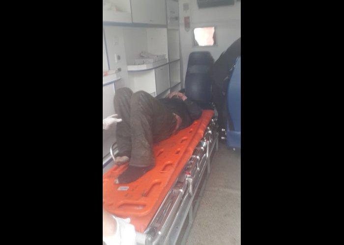 В Севастополе бездомный чуть не сгорел в теплотрассе