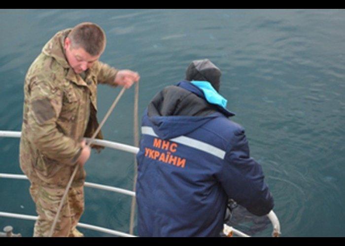 В Севастополе в море нашли тело неизвестного мужчины