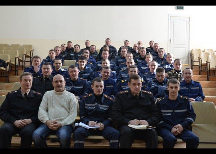 В Севастополе провели учения пиротехников