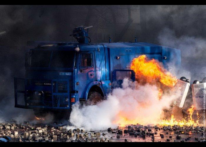 Происходящее в Киеве