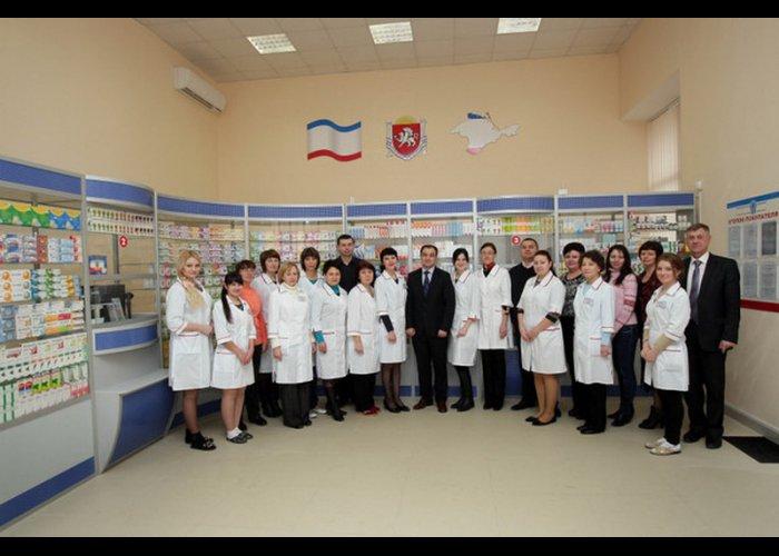 «Черная аптека» в Симферополе стала социальной