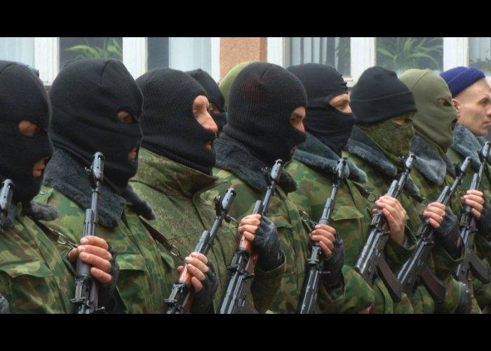 Второе подразделение армии Крыма приняло присягу