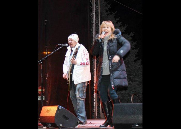 В Евпатории провели концерт в поддержку референдума