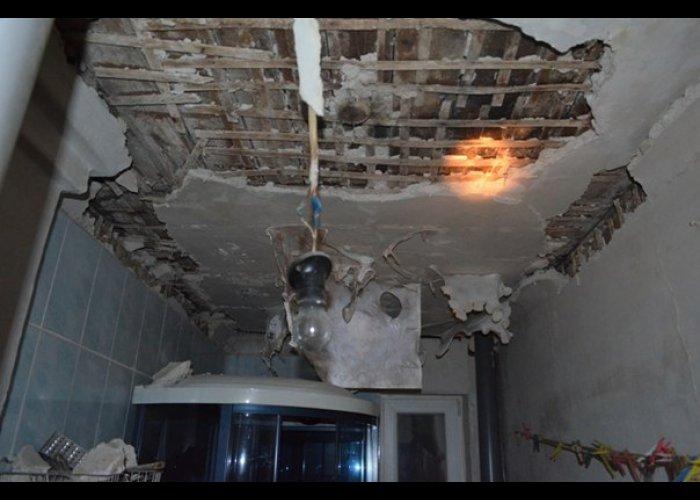 В Севастополе в результате взрыва газа травмировались два человека