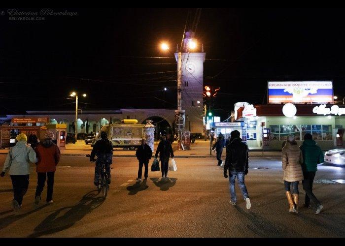 В Крыму перевели стрелки часов вперед