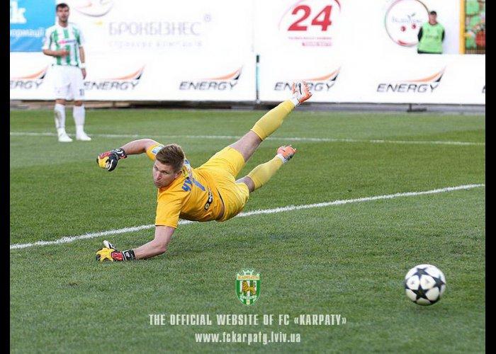 «Севастополь» проиграл «Карпатам» со счетом 0:2