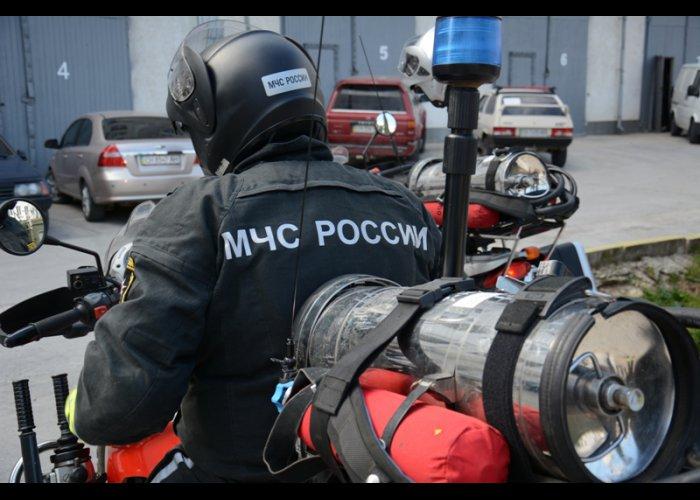 Улицы Севастополя будут патрулировать пожарные мотоциклы
