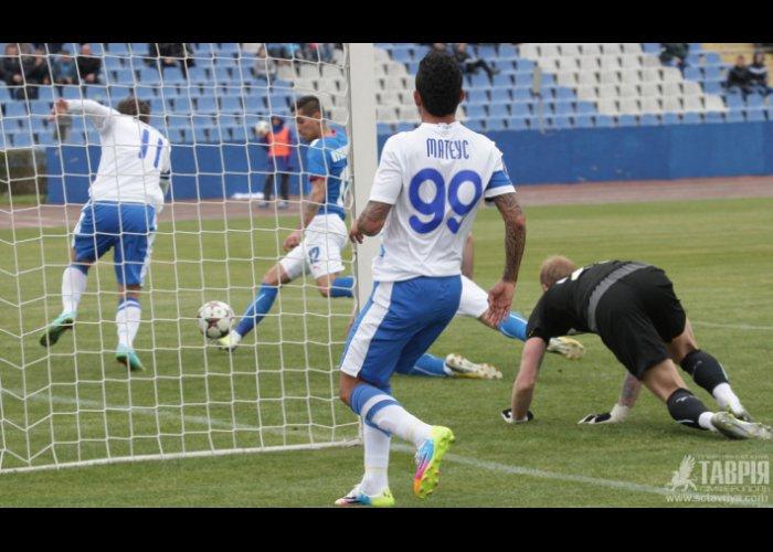 «Таврия» проиграла в 16-й раз за чемпионат