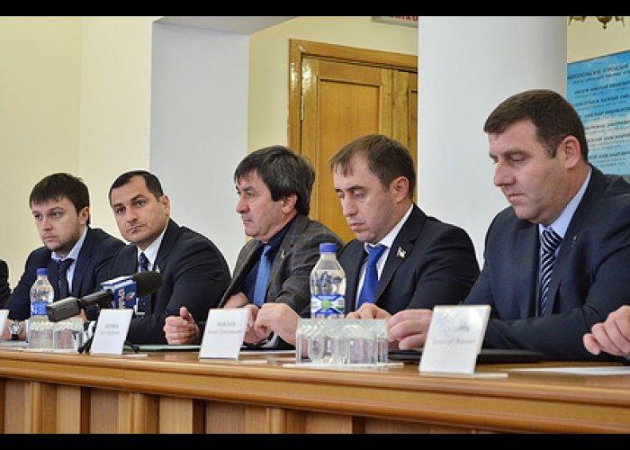 Симферополь и Грозный подписали соглашение о сотрудничестве