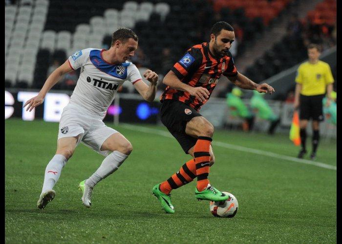«Таврия» прервала безголевую серию из шести матчей