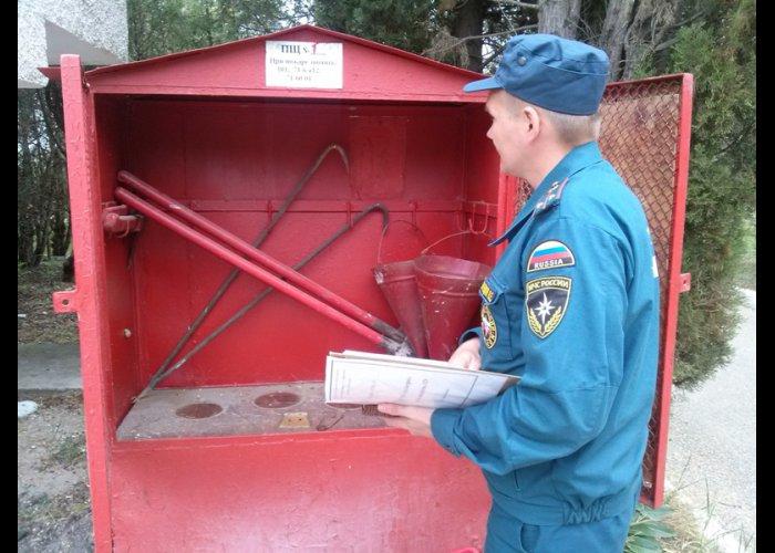 В Севастополе проверяют готовность детских лагерей к работе