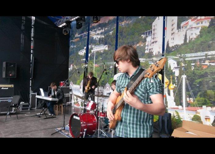 В Ялте завершился молодежный джазовый фестиваль