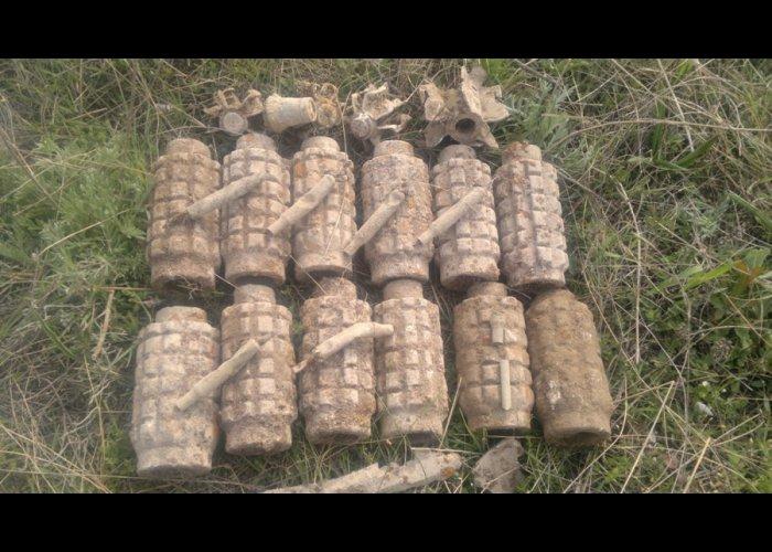 Под Севастополем нашли схроны снарядов времен войны