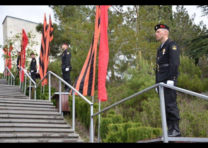В Ялте отпраздновали 69-ю годовщину Победы