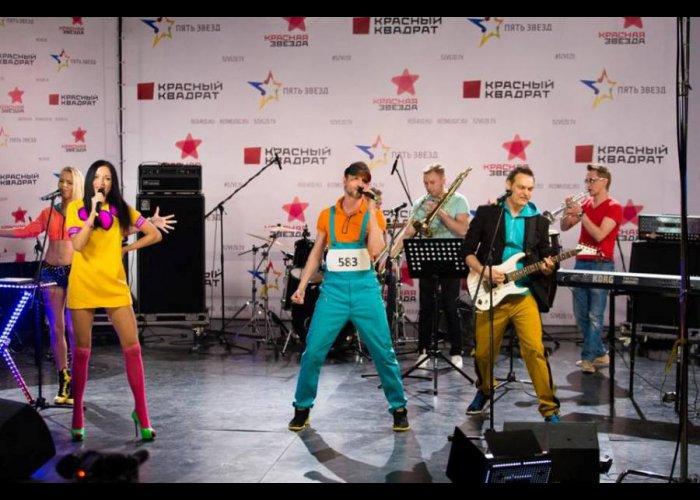 В Москве состоялся кастинг музыкального конкурса «Пять звезд»
