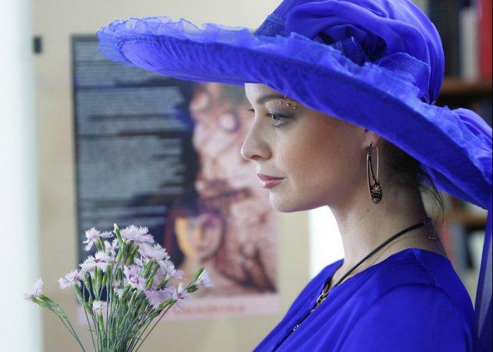 В Симферополе открылась выставка Ксении Симоновой