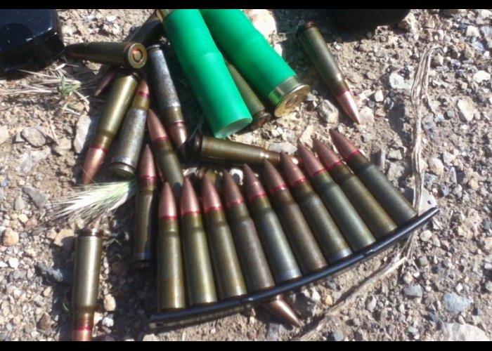 Житель ЮБК незаконно хранил два пистолета, обрез и патроны