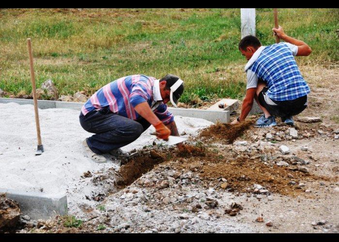Реконструкцию мемориала в Сакском районе закончат ко Дню России