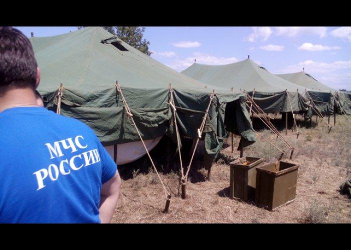 В Севастополе разобьют пункт временного проживания для беженцев из Украины