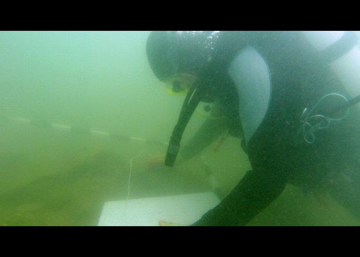 На востоке Крыма проводятся подводные археологические исследования