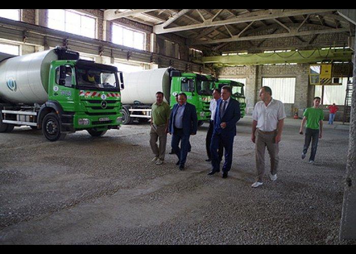 В Симферополе «Чистый город» будет заниматься зелеными насаждениями и ливневками