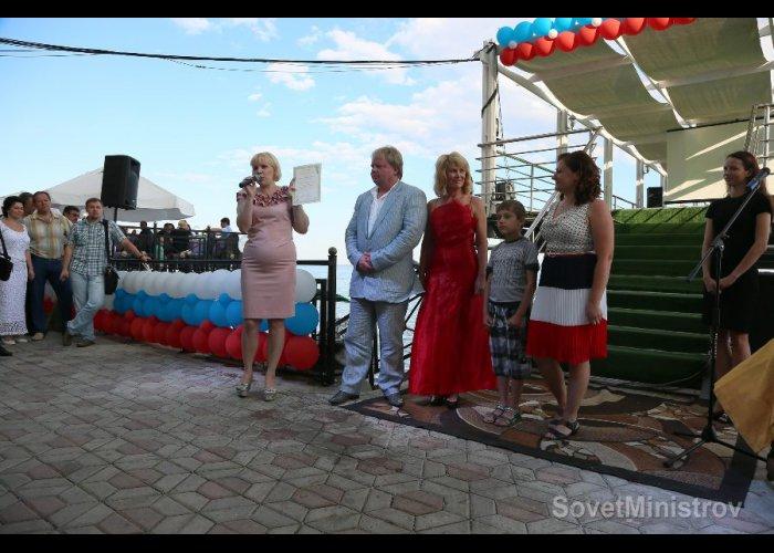 В Крыму встретили первого миллионного туриста