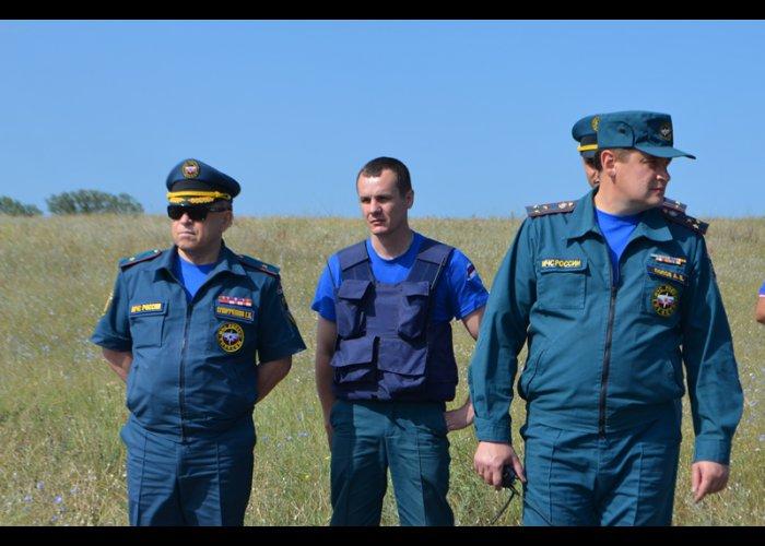 В Севастополе обезвредили мину и авиабомбы
