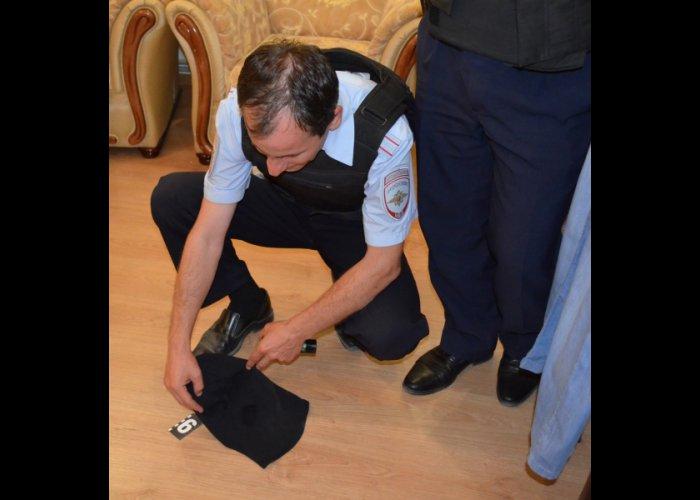 В Кировском районе задержали вооруженных грабителей