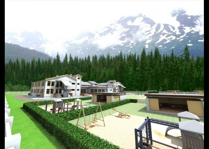 В Симферопольском районе построят новый детский сад