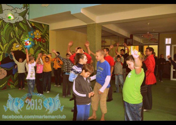 Благотворительный проект «Быть вместе» соберет семьи из Украины, Беларуси и России
