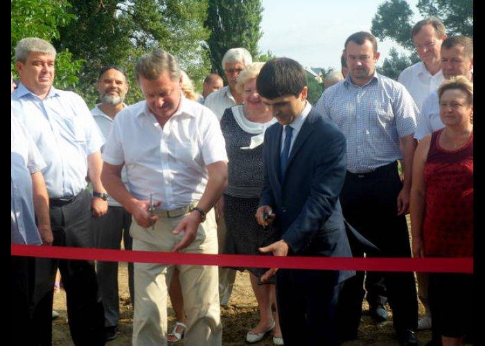 В село Бахчисарайского района пустили воду