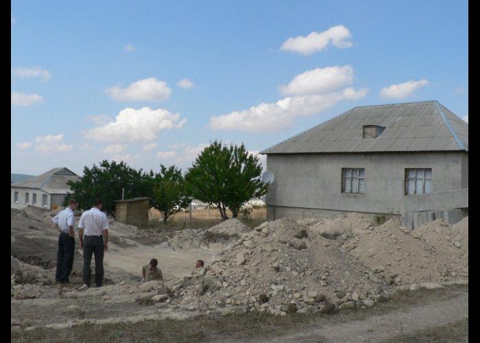 В Бахчисарае обнаружили древние захоронения