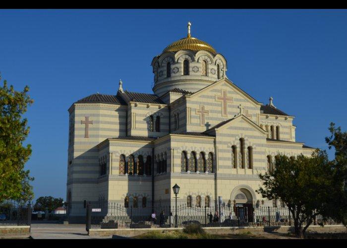 В Севастополе отслужили молебен в честь иконы Божьей Матери «Неопалимая Купина»