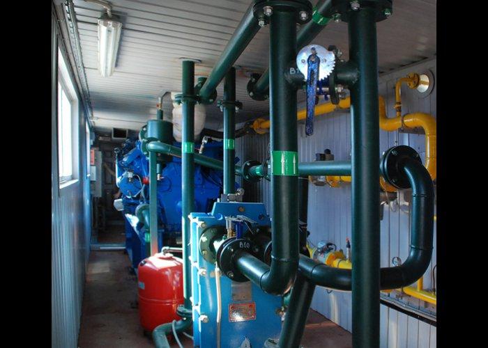 В Евпатории запустили в эксплуатацию котельную, вырабатывающую два вида энергии