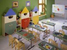 В крымских детсадах увеличилось количество мест