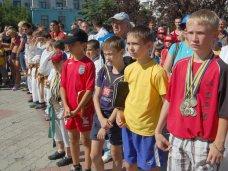 В Симферополе отметили День физической культуры и спорта