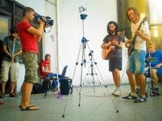 фестиваль, В Симферополе музыканты могут с балкона сыграть на весь мир