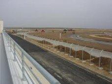 Строительство мототрека в Сакском районе