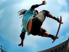 В Керчи прошли соревнования по экстремальным видам спорта