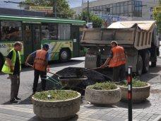 Пешеходный переход, В Симферополе продолжается реконструкция подземных переходов