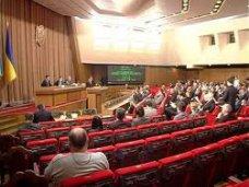 Сессионный зал крымского парламента планируют отремонтировать в следующем году